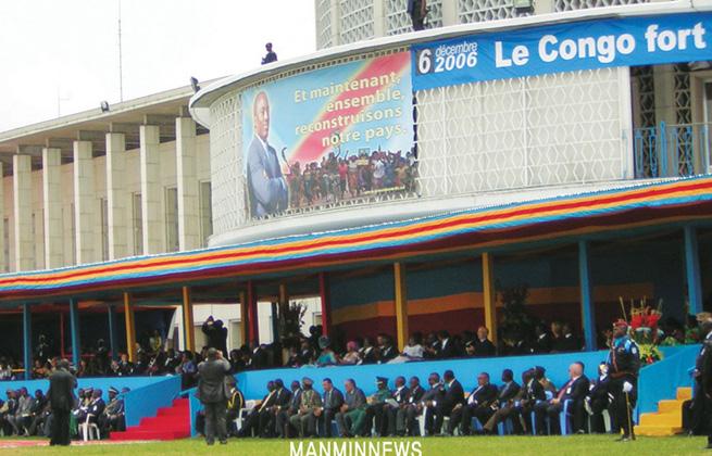 央教会 应邀到刚果民族共和国总统就职大典,切切的感受到了万民中