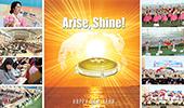 Arise, Shine! God's Glory W