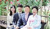 Happy and Healthy Family b