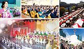 Die Manmin-Hauptgemeinde feiert ihr 36. Jubiläum – Gäste aus 22 Ländern besuchen die Gottesdienste und Aufführungen