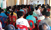2017년 2차 미얀마·라오스 목회자 세미나 열려