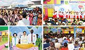 아프리카를 깨우는 케냐 나이로비만민교회