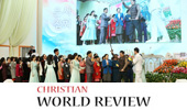 만민중앙교회 이수진 목사, 환자 위한 '은사집회' 성황