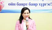 랜선으로 진행된 몽골만민교회 창립 17주년 기념 예배