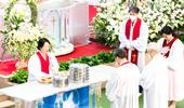 맥추감사주일 예배 및 온라인 성찬식